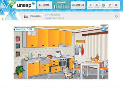 Ebook interativo desenvolvido para o NEaD - UNESP