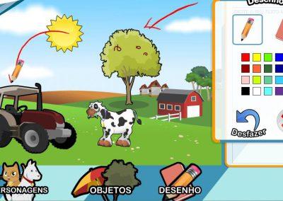 Projeto de narrativas animadas com criação de conteúdo - EducarBrasil